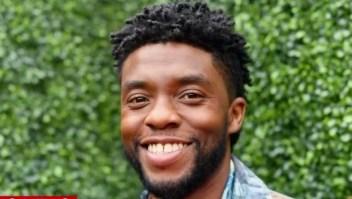 Muere Chadwick Boseman, actor de «Black Panther»