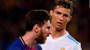Se acaba la hegemonía de Messi y Cristiano en Europa