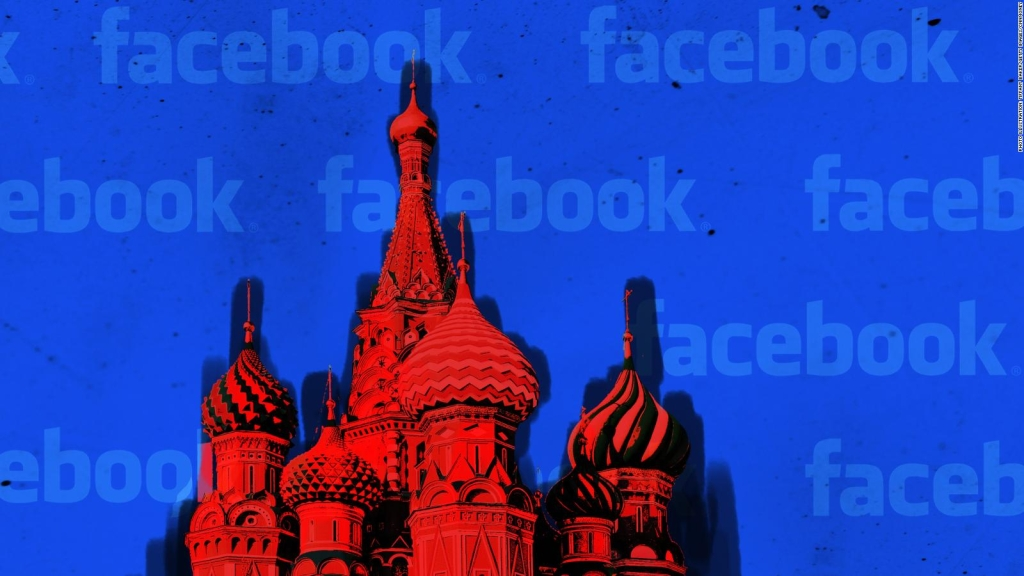 Facebook: Russia creates fake accounts to affect US elections