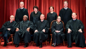 El impacto de la muerte de Ruth Bader Ginsburg en la Corte