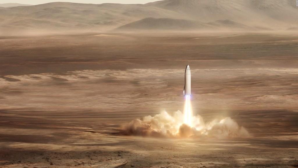 ¿Qué se necesita para colonizar Marte?
