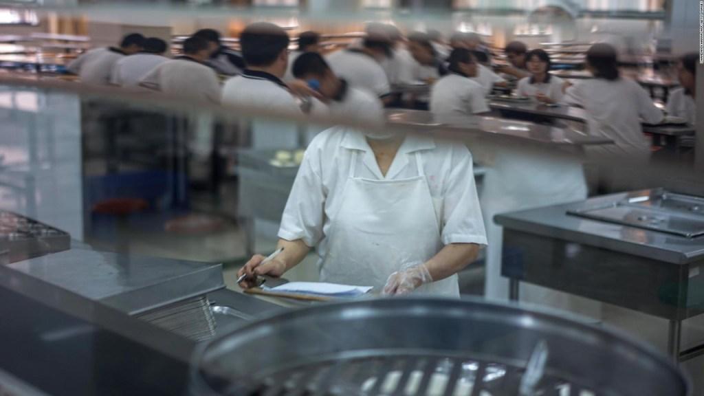 China: maestra, condenada a muerte por envenenar a niños