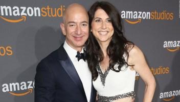 MacKenzie Scott es ya la mujer más rica del mundo