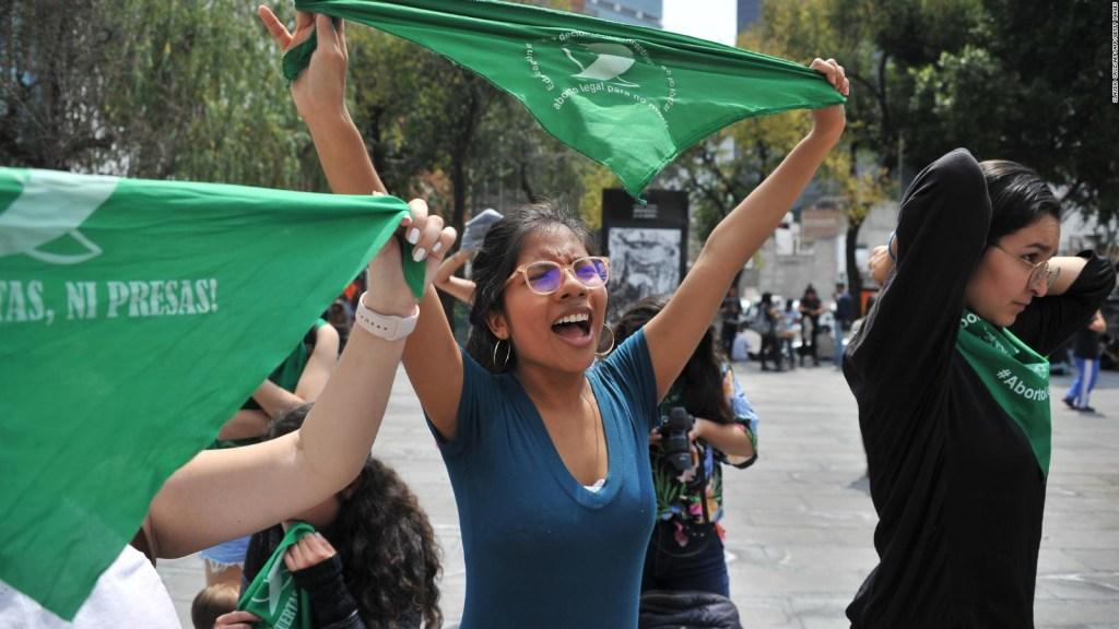 Violencia en marcha para legalizar el aborto en México