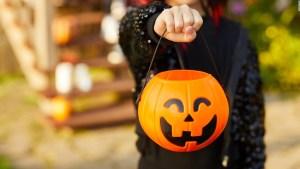 Halloween pandemia