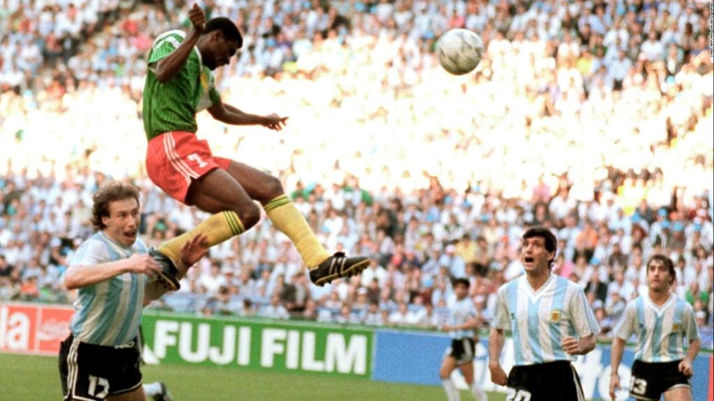 Saltos espectaculares del deporte como los de Cristiano Ronaldo