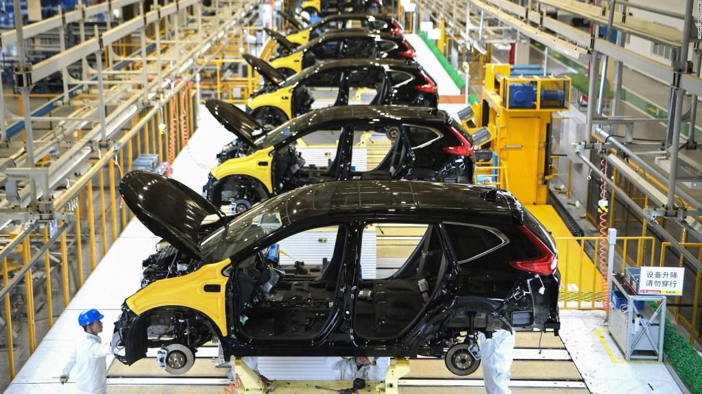 General Motors y Honda forman alianza para fabricar autos