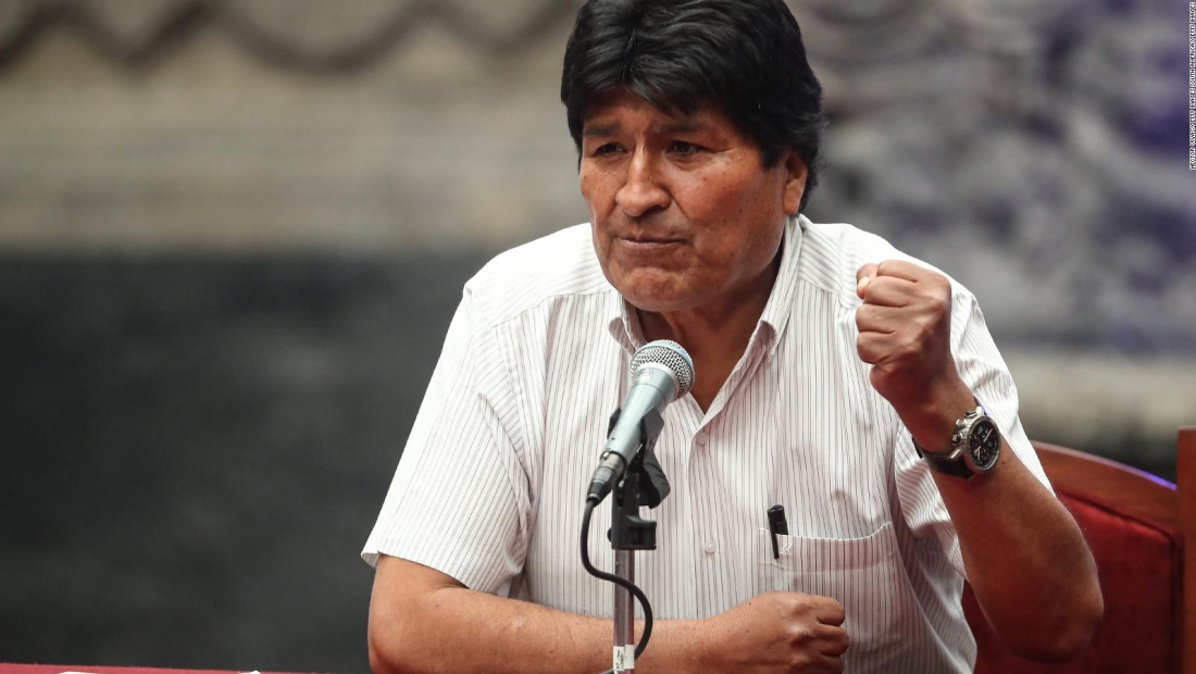 El camino de Evo Morales a una posible candidatura al Senado