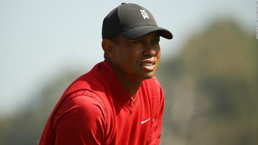 Tiger Woods: Jugar sin público es nuestra nueva realidad