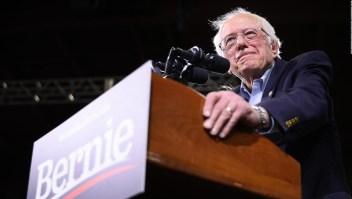 Bernie Sanders cumple 79 años