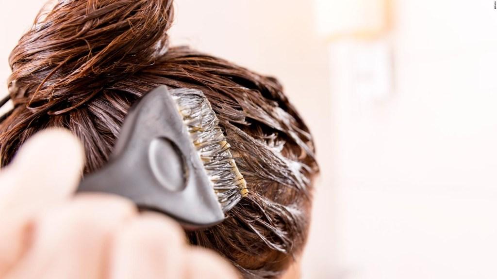 Estudio: tintes de cabello no aumentan el riesgo de cáncer