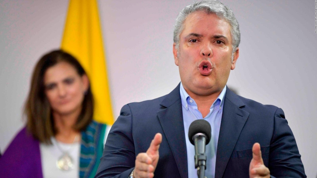 Colombia: 4 venezolanos arrestados por actividad sospechosa