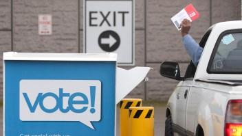 Encuesta: 24% de los estadounidenses no confían en voto por correo