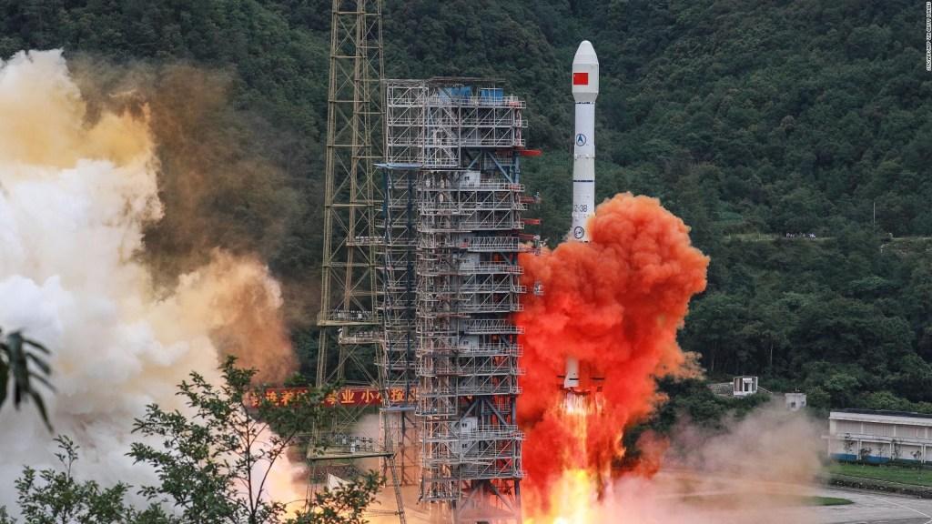 China anuncia que recuperó nave espacial reutilizable