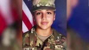 Siguen investigando la muerte de la soldado Vanessa Guillén