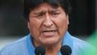 Cuestionan por qué Evo Morales sigue en Argentina
