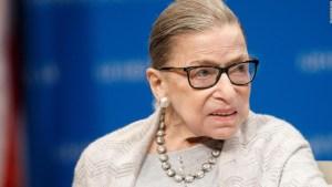 Jueza Ruth Bader Ginsburg muere a los 87 años