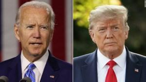 Primer debate entre Trump y Biden: ¿de qué van a hablar?