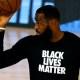 La NBA insta a la comunidad negra a votar