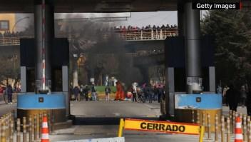 Jeanine Áñez sobre posibles grupos violentos tras las elecciones
