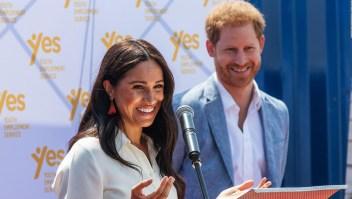 Los duques de Sussex firman acuerdo con Netflix