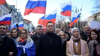 Él es Alexey Navalny, el opositor ruso envenenado