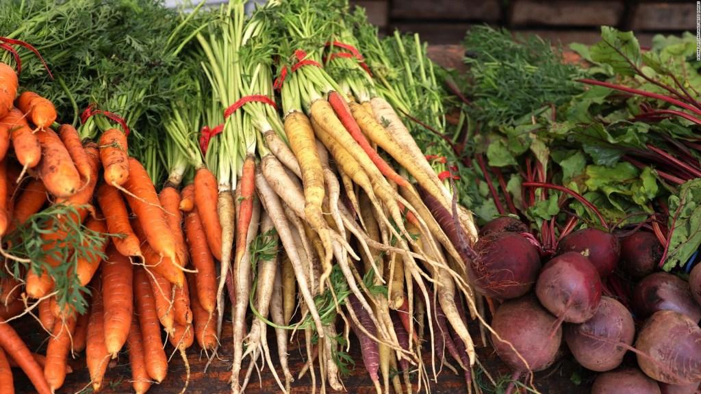 ¿Es mejor comer alimentos orgánicos?