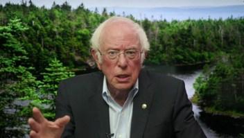 """Sanders: """"Trump no decide los votos que cuentan"""""""