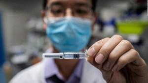 China dice tener apoyo para vacuna contra el covid-19
