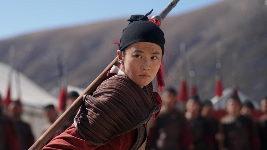 """Disney y """"Mulan"""", rodeados de nueva polémica"""