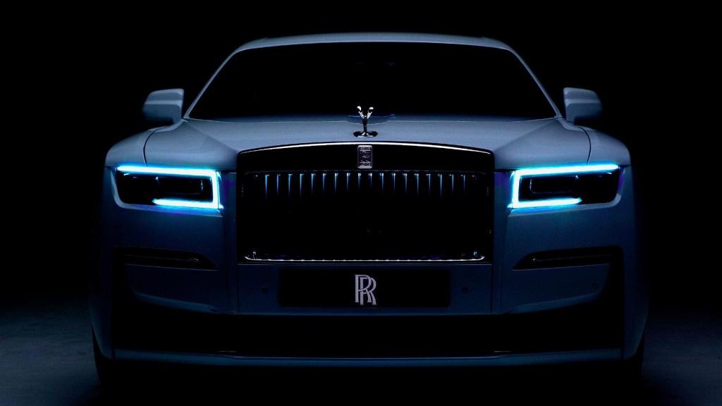 Rolls-Royce presenta el pequeño y muy lujoso Ghost
