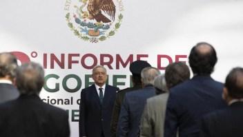 AI: AMLO niega realidad de DD.HH. en México