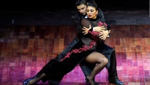 Pareja colombiana gana el Mundial de Baile Tango virtual