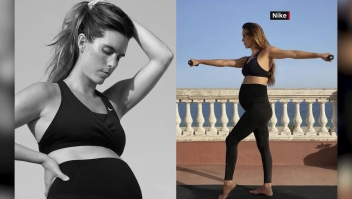 Así es la nueva línea de ropa para embarazadas de Nike