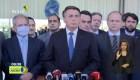 Crece popularidad de Bolsonaro pese a la crisis por covid-19