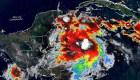 La tormenta tropical Nana se encuentra frente a Honduras