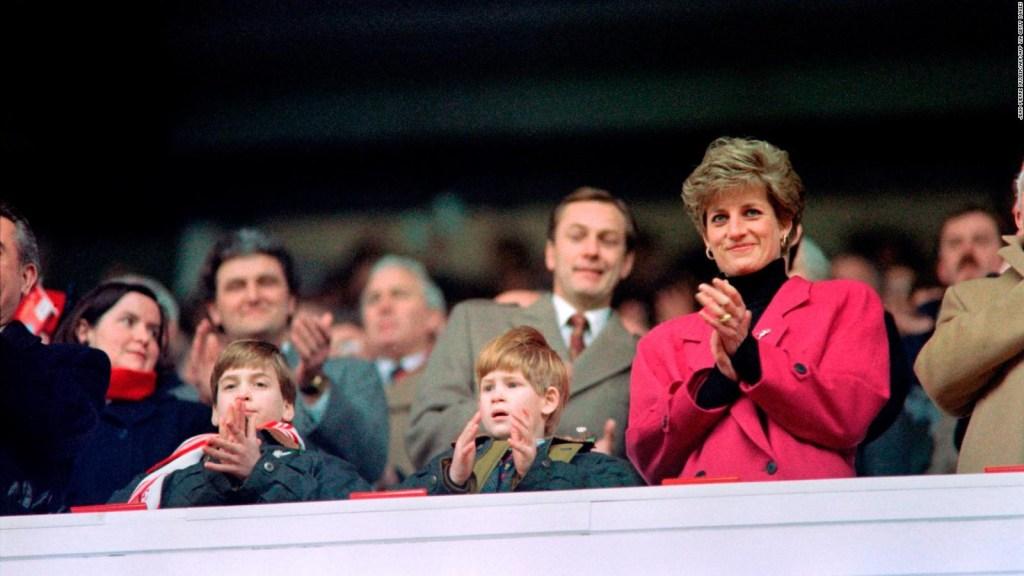 Diana cambió las tradiciones reales sobre la crianza