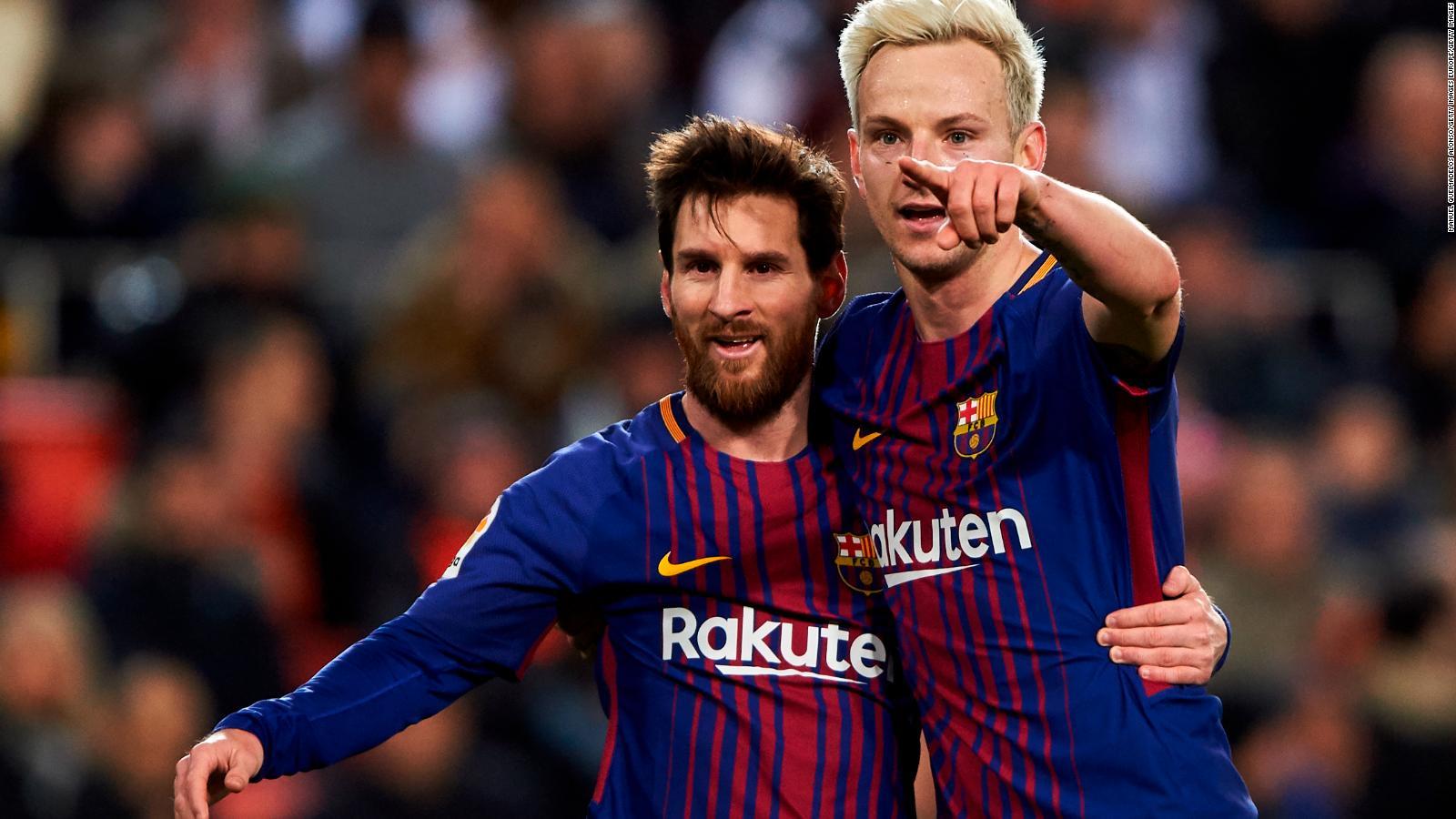 Rakitic sobre la posible salida de Messi: Cada jugador hace su análisis y  toma una decisión – CNN