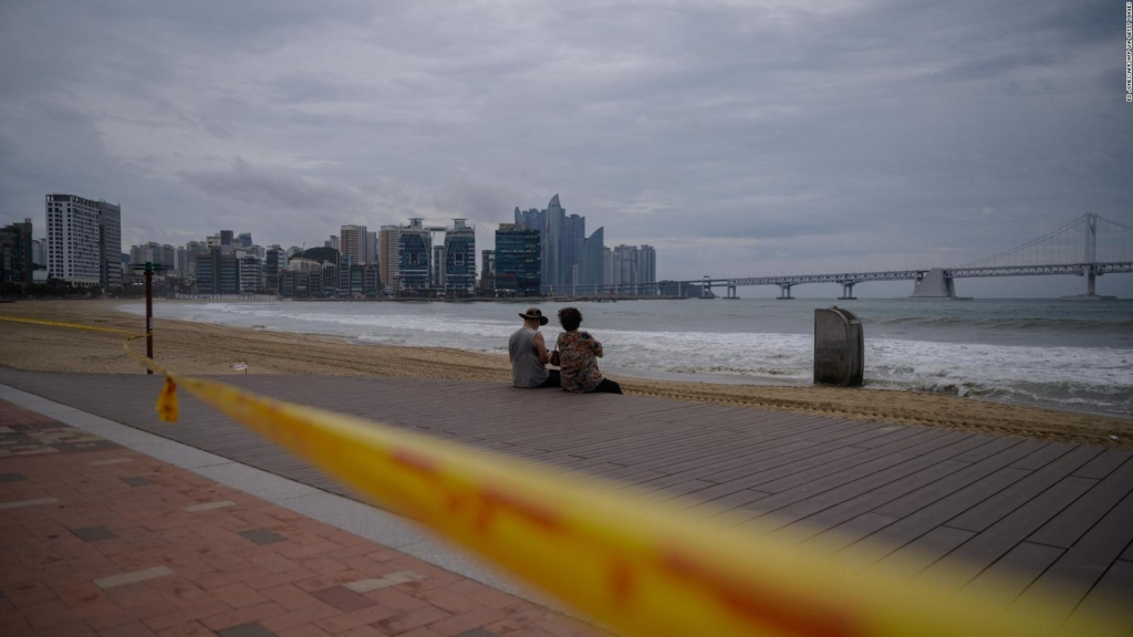 Dos grandes tifones amenazan a estos países