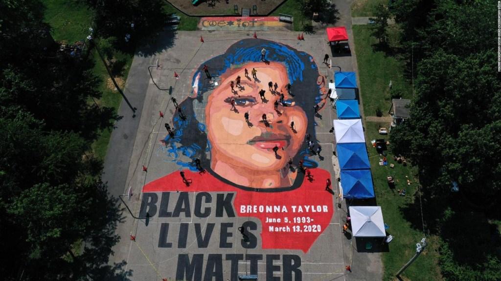 Nueva controversia en el caso de Breonna Taylor