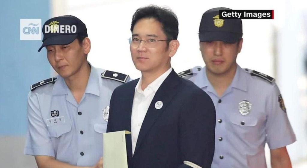 Líder de Samsung podría ir a prisión por estos delitos