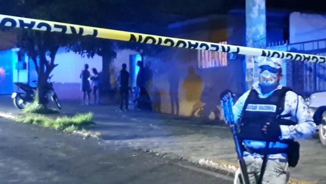 Investigan masacre en velorio en Cuernavaca, México