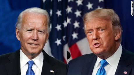El manejo de la política exterior de Biden y Trump