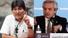 A Longaric le preocupa posible injerencia en comicios de Bolivia