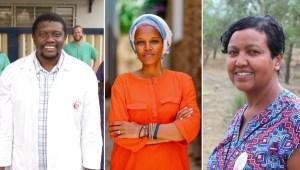 Héroes de CNN en la lucha contra el covid-19 en África
