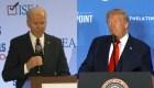 Biden, con 52% frente al 42% de Trump en intención de voto