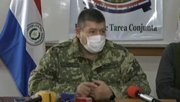 Paraguay: realizan operativo contra campamento del EPP