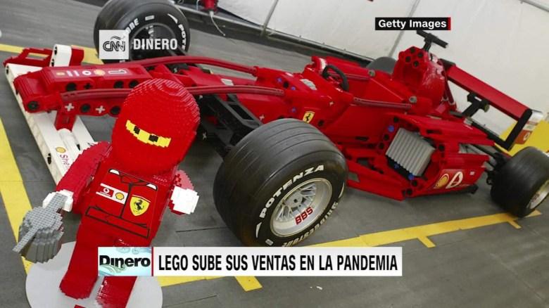 Lego y Nintendo se benefician durante la pandemia