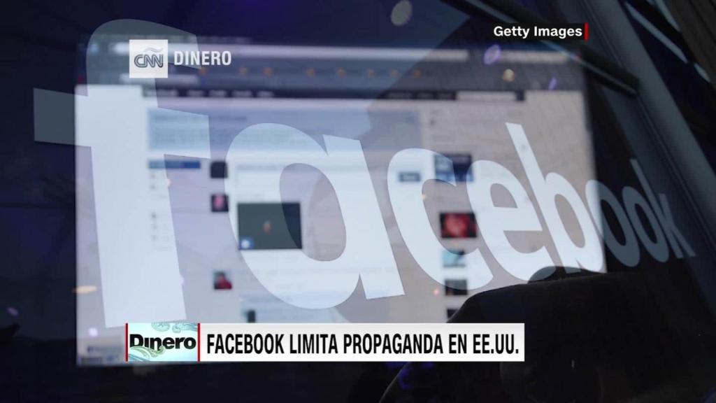 Facebook will make changes before the US elections.