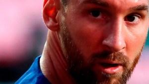 ¿Se queda o se va Messi del Barcelona? Argentinos opinan